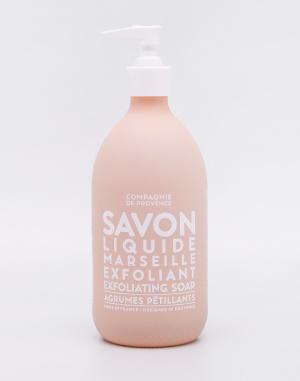Compagnie de Provence - Tekuté Exfoliační mýdlo