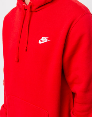 Mikina - Nike - Club Hoodie