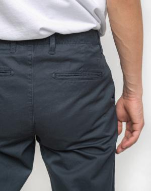 Kalhoty Knowledge Cotton Chuck Twill Chino