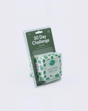 DOIY - 30 Slow Life Days Challenge