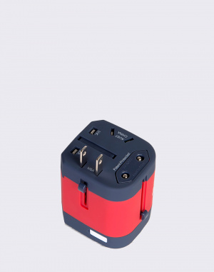 Cestovní gadget - Herschel Supply - Travel Adapter