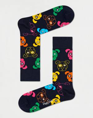 Dárkový set Happy Socks 3-Pack Mixed Dogs Gift Set