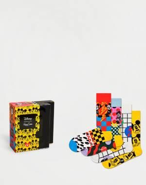 Dárkový set Happy Socks 4-Pack Disney Gift Set