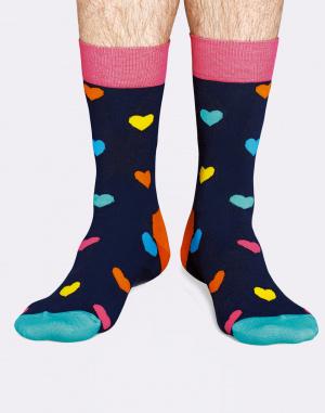 Ponožky - Happy Socks - Heart