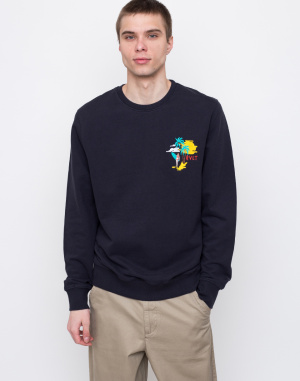 RVLT - 2601 SUN Printed sweatshirt