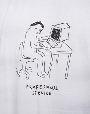 Lazy Oaf - Professional Service T-shirt