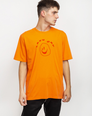 Lazy Oaf - Squish Face Orange Tee
