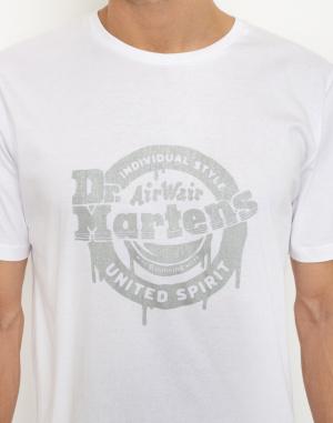 Triko Dr. Martens United Spirit Ink Drop Tee