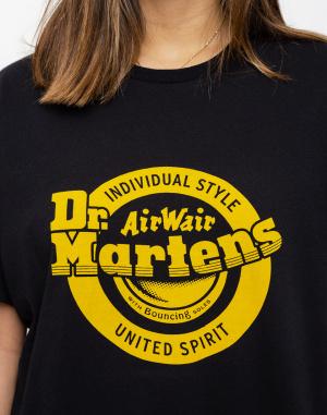 Triko Dr. Martens Lock Up Logo T-Shirt