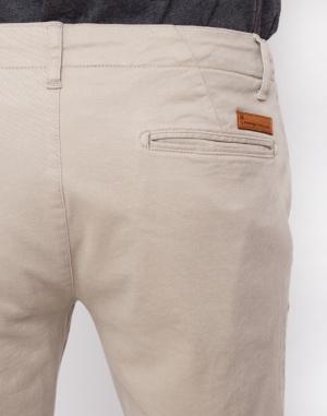 Kraťasy - Knowledge Cotton - Stretch Chino Shorts