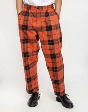 Obey - Fubar Pleated Plaid Pant