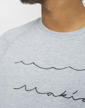 Makia - Waves Light Sweatshirt