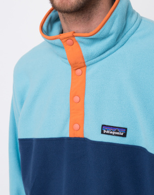 Mikina - Patagonia - Micro D Snap-T Pullover