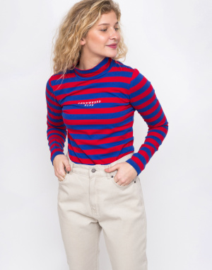 Lazy Oaf - Red & Blue Stripy