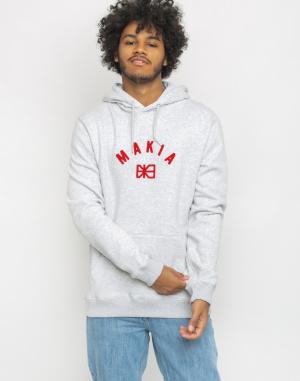 Makia - Badge Hooded Sweatshirt