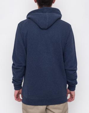 Mikina Knowledge Cotton Basic Hood Sweat