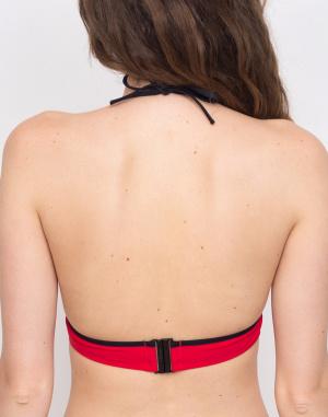 Plavky Calvin Klein Long Line Triangle-R