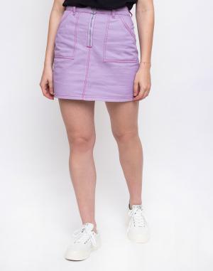 Lazy Oaf - Contrast Stitch Cigarette Skirt