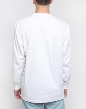 Triko Dickies Pocket Tee Long Sleeve T-Shirt