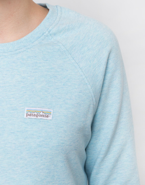 Patagonia - Pastel P-6 Label Ahnya Crew Sweatshirt