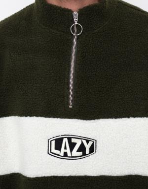Lazy Oaf - Khaki Polar Fleece