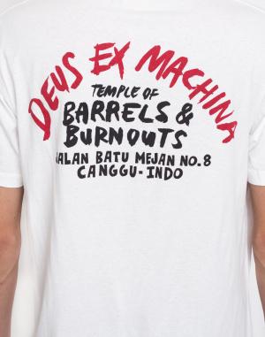 Deus Ex Machina - Paul Mcneil Canggu Tee