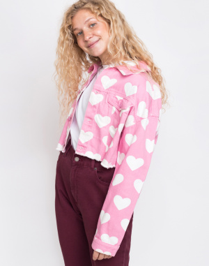 Bunda - Lazy Oaf - All My Heart Jacket