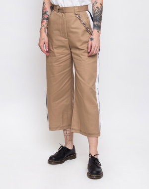 The Ragged Priest - Side Stripe Cropped Pant