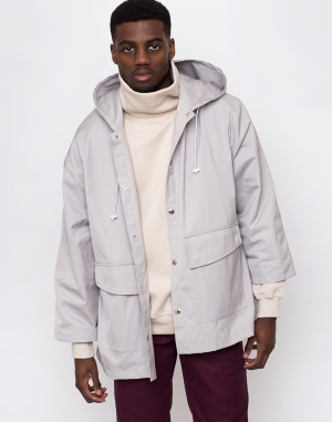 North Hill - Stone 3/4 Sleeve Parka