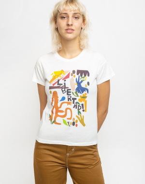 Triko - Thinking MU - Libertad T-shirt - Nadia Hernandez