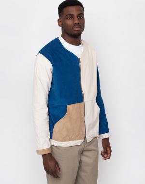 North Hill - Colorblock Corduroy Jacket