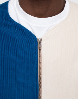 Bunda - North Hill - Colorblock Corduroy Jacket
