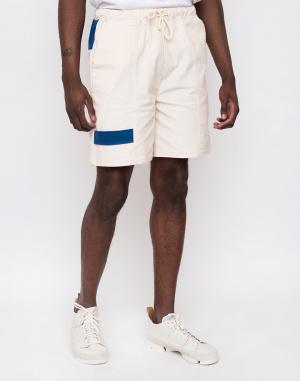 Kraťasy - North Hill - Off White Corduroy Shorts