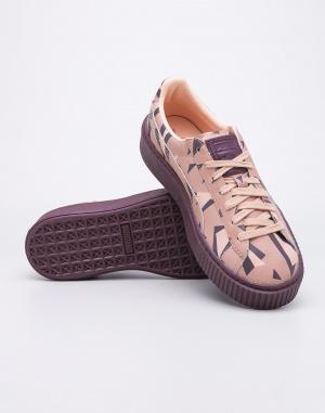 Tenisky - Puma - Naturel Platform Cheetah