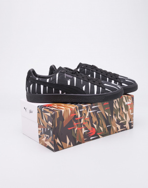 Sneakers - Puma - Naturel Clyde Black Rain