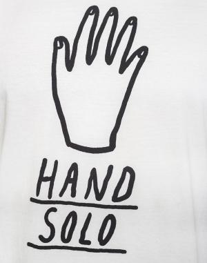 Triko - Thinking MU - Hand Solo T-shirt - Mandanga