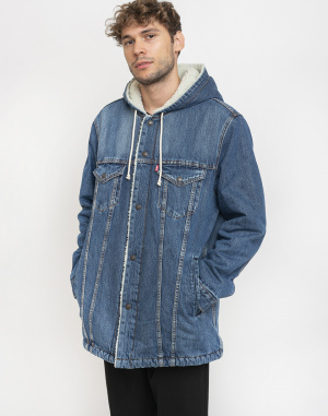 Levi's® - Long Sherpa Hood