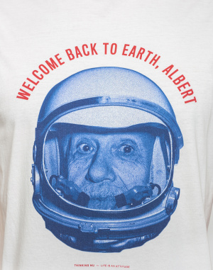 Triko Thinking MU Welcome Einstein T-shirt