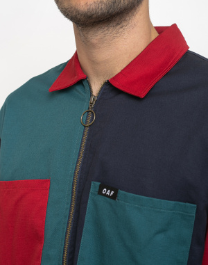 Lazy Oaf - Zip Through Panel Shacket
