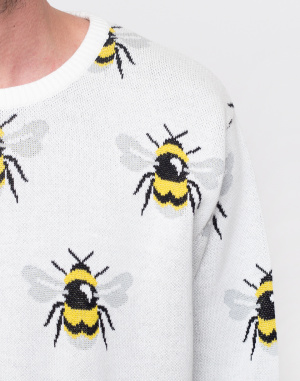 Dedicated  - Sweater Mora Bumblebees