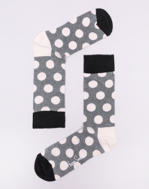 Gift Pack - Happy Socks - Black And White Gift Box