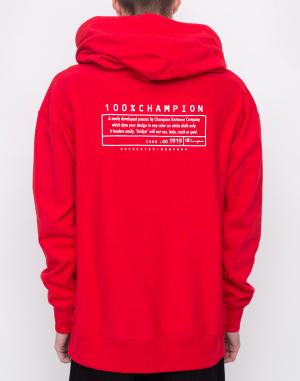 Mikina - Champion - Hooded Sweater