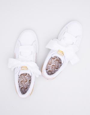 Puma - Basket Heart Glitter