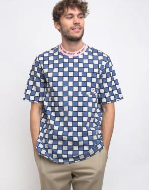 Lazy Oaf - Mr Lazy Check T-shirt