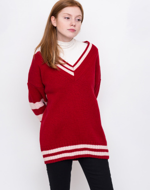 Sweaterhouse - Oversize V-Neck