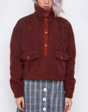Mikina - House of Sunny - Teddy Pullover
