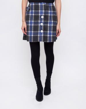 House of Sunny - Aspin Kilt Record Skirt