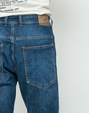 Kalhoty - RVLT - 5202 Denim Loose