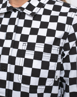 Vans - Broadway II Check Dress