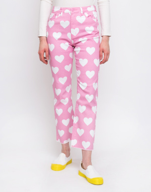 Kalhoty - Lazy Oaf - All My Heart Jeans